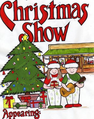 Jack and Molly's Christmas Show