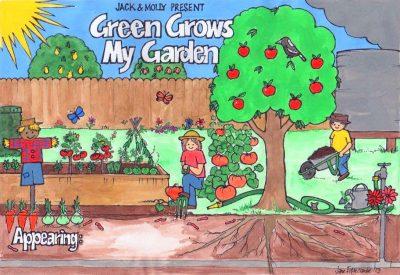 Green Grows my Garden