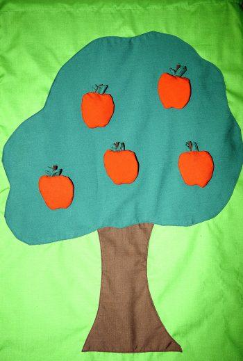 Mr Brown's Magnificent Apple Tree