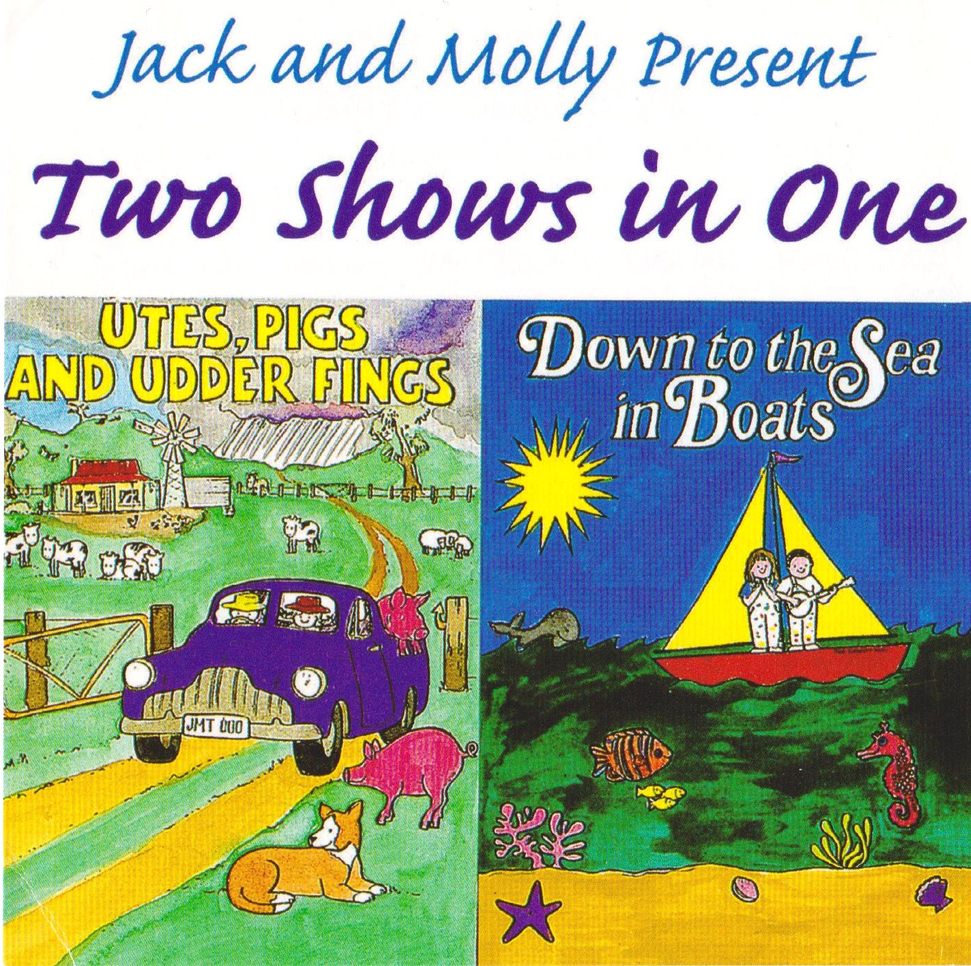 Two Shows in One
