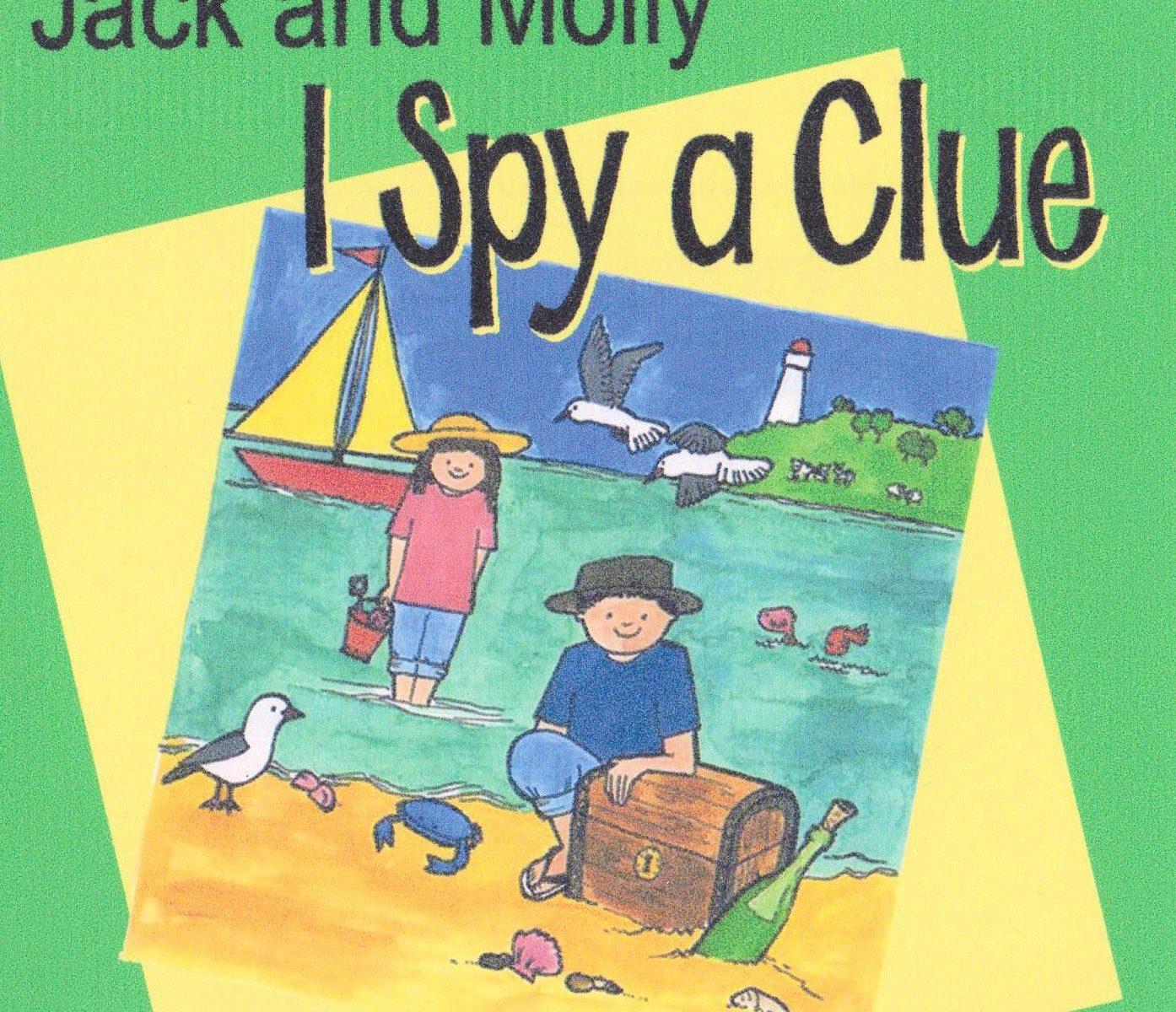 I Spy a Clue