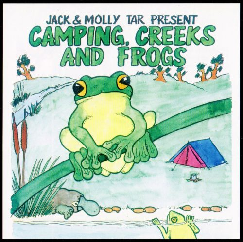Camping, Creeks and Frogs