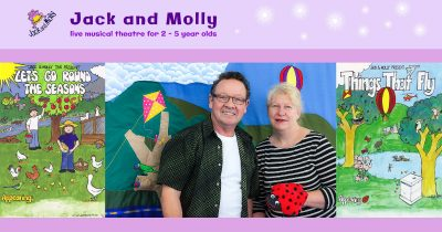 Jack and Molly - Musical Theatre for Young Children