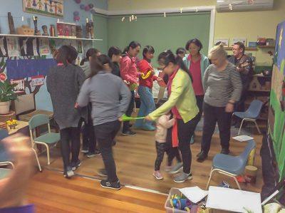 Storytelling workshop